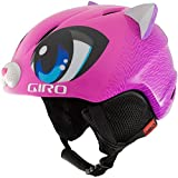 Giro Launch Plus Snow Helmet 2016 - Kid's Pink Meow Small