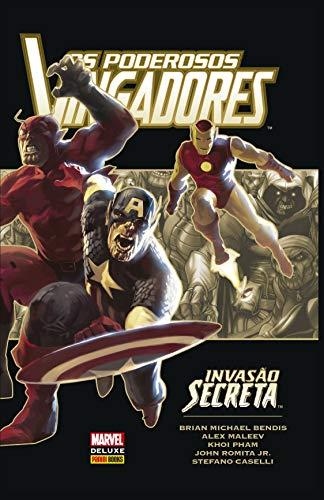 Os Poderosos Vingadores. Invasão Secreta
