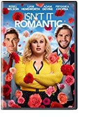 Isn't It Romantic (DVD)New York City architect Natalie (Rebel Wilson) works hard to get noticed at her job, but is more likely to be asked to deliver coffee and bagels than to design the city's next skyscraper. And if things weren't bad enoug...
