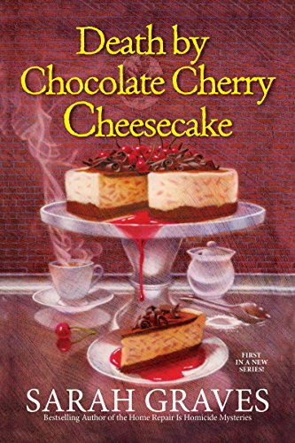 (Death by Chocolate Cherry Cheesecake (A Death by Chocolate)