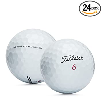 Amazon.com: Titleist Pro V1X 2016, pelotas de golf ...