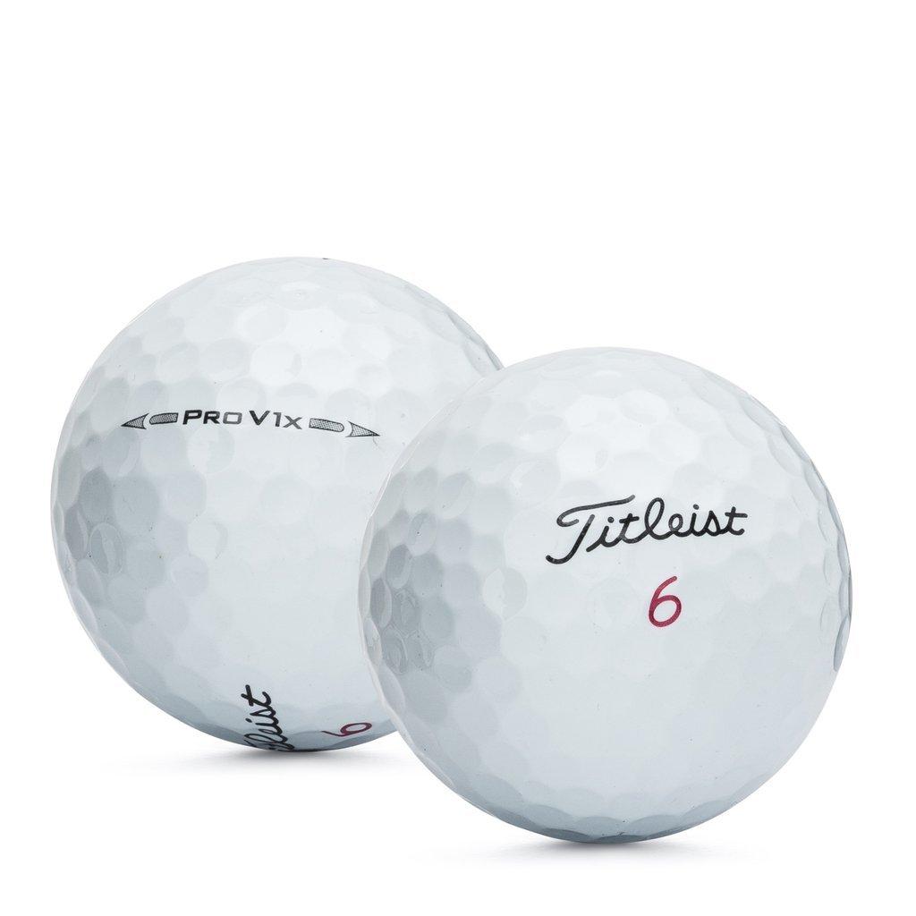 Titleist Pro V1X 2016 Recycled Golf Balls (Pack 24)