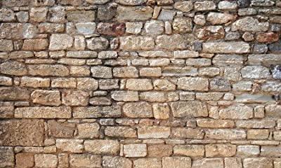 """Biggies- Window Well Scenes Wall Art- Stone, 60"""" x 120"""""""