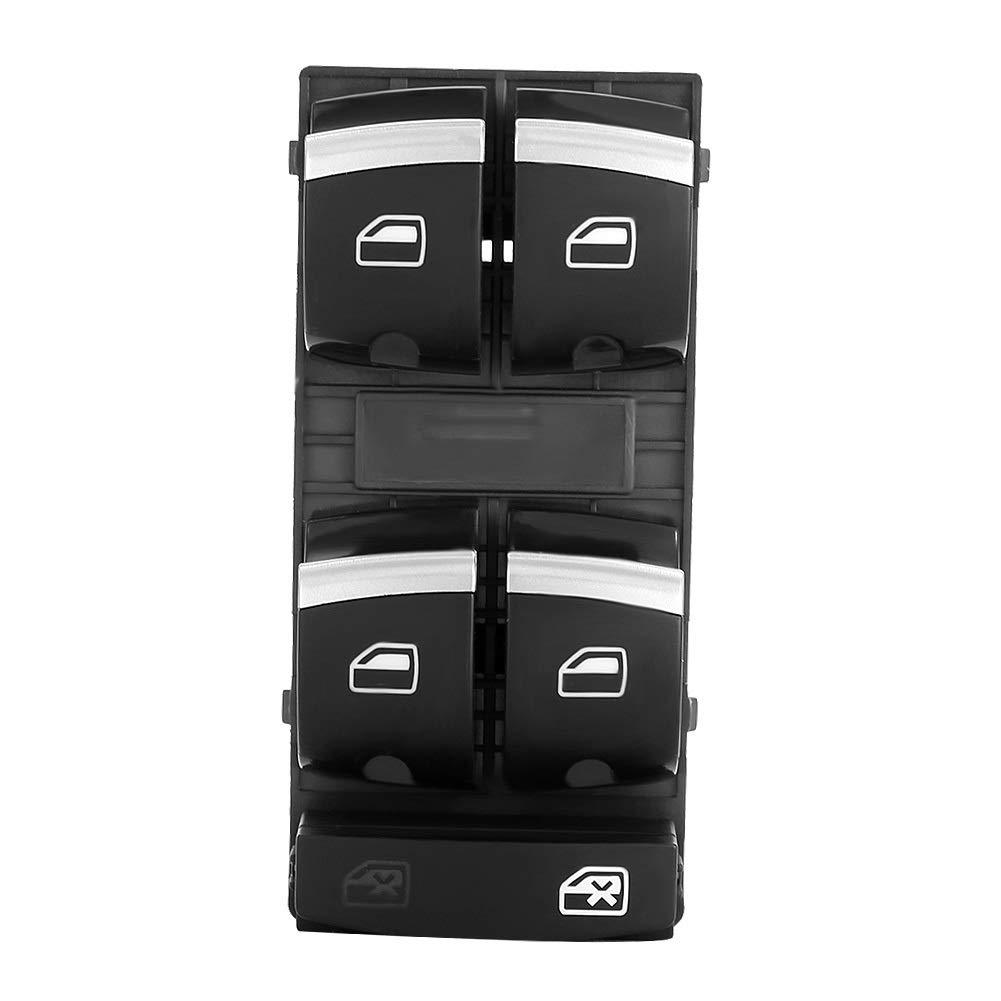 Interruttore per finestrino Interruttore di finestra Power Master per Audi A3 A4 A6 S6 RS6 Q7 4F0 959 851H