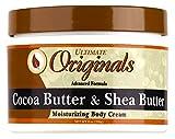 Cheap Ultimate Originals Cocoa Butter & Shea 8 Ounce Jar (235ml) (6 Pack)