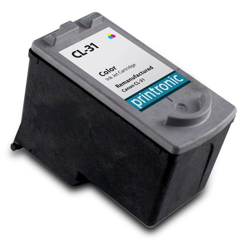 Canon Remanufactured CL-31 Color Ink Cartridge