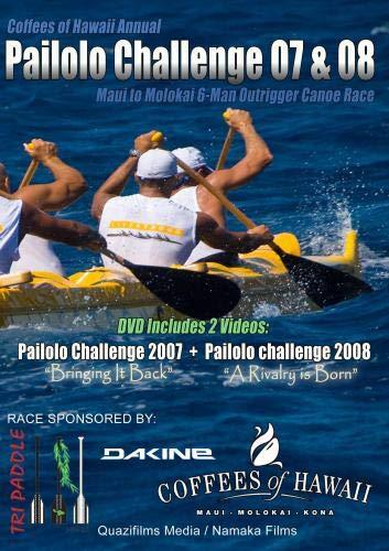 Pailolo Challenge 07 & 08: Maui to Molokai 6-Man Outrigger Canoe Race