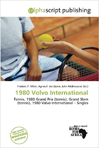 1980 Volvo International: Frederic P  Miller, Agnes F
