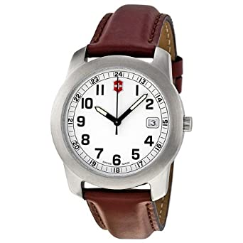 Victorinox Swiss Army Mens VICT26004.CB Classic Analog Stainless Steel Watch