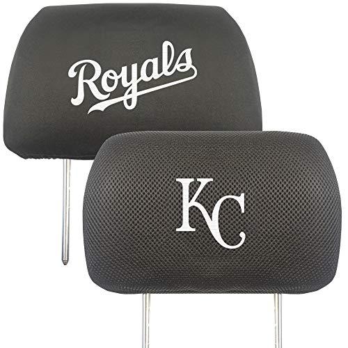 FANMATS MLB - Kansas City Royals Head Rest - Tiles Carpet Kansas City