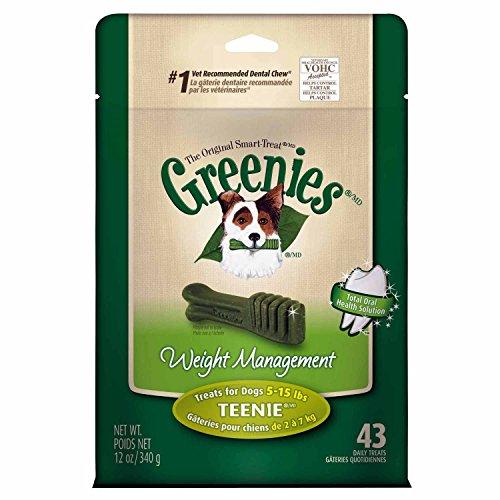 Greenies Greenies Weight Management Dental Treats for Teenie