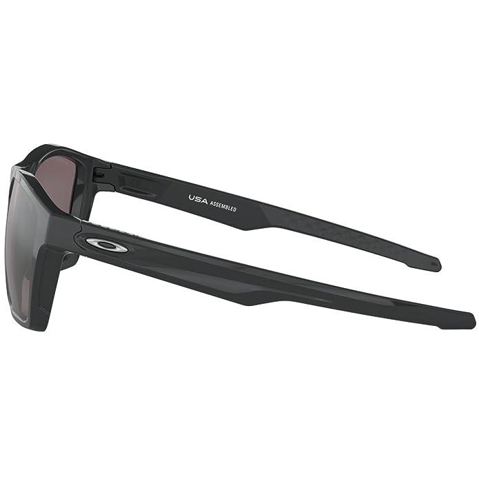 Oakley Mens OO9398 Targetline Asian Fit Square Sunglasses
