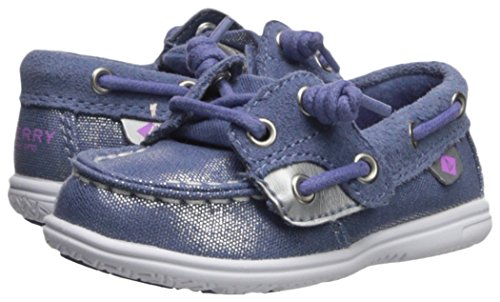 Pictures of Sperry Girls' SHORESIDER JR/Blue Boat Shoe CG59761 4