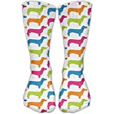 Best Leader Accessories Friends For Dogs - Dog Bones & Paw Knee Socks For Man&women Review