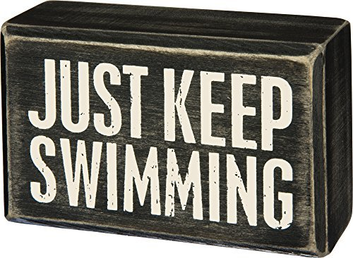 - Just Keep Swimming 4