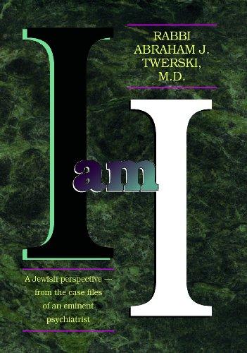 Artscroll: I Am I by Rabbi Abraham J. Twerski M.D.