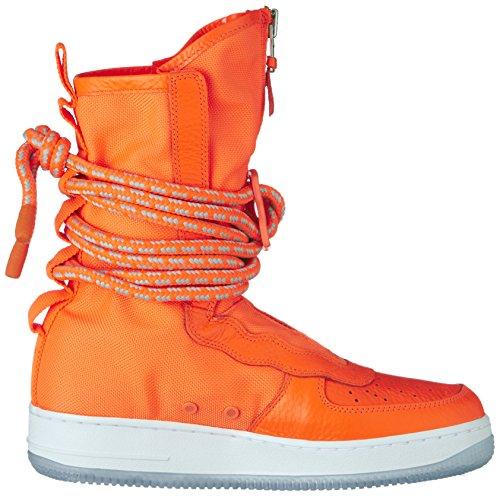 Nike SF Af1 Hi, Scarpe da Ginnastica Uomo Arancione (Total Orangetotal Orangewhite)