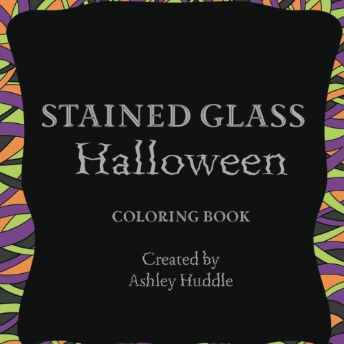Stained Glass Halloween -