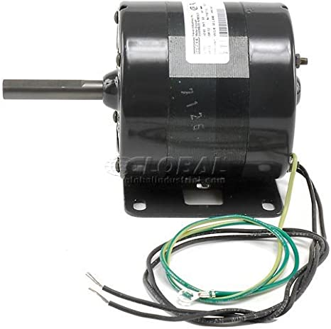 Sleeve Bearing 1//60 HP 1 Speed 3000 RPM CW Rotation Fasco W9 Shaded Pole Motor 115 Volts 0.95 Amps