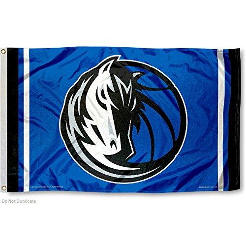 NBA Dallas Mavericks 3x5 Banner Flag