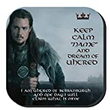 Unique Customized Quality Drinks Coaster KEEP CALM