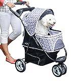Promenade Pet Stroller - Black Onyx