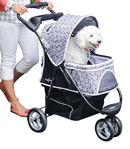 Promenade Pet Stroller Black Onyx product image