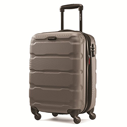 Samsonite Omni Pc Hardside Spinner 20, Silver