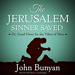 The Jerusalem Sinner Saved Audiobook