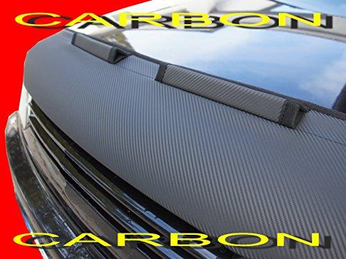 AB-00814c Carbon Fiber Look Hood Bra fit Porsche 911 Carrera Targa Typ 997, Boxster Cayman Spyder Typ 987 2004-2011 Front End Nose Mask Bonnet Bra