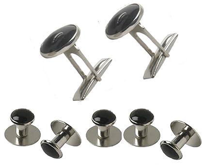 599e418683 MisterShop Tuxedo Shirt Metal Buttons, Set of 5 by MisterShop ...