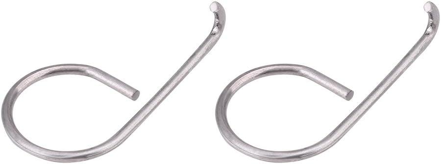 20Pcs 17mm Coperchio tappo capotasto bullone cromato con strumento di rimozione Kit tappo capotasto bullone