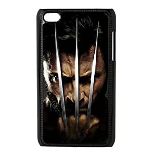 FLYBAI X-Mens Wolverine Phone Case For Ipod Touch 4 [Pattern-5]