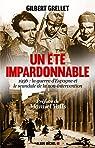 Un été impardonnable : 1936 : la guerre d'Espagne et le scandale de la non-intervention par Grellet