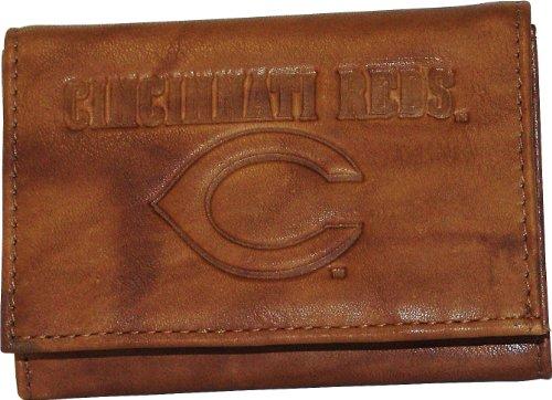 MLB Cincinnati Reds Leather Wallet