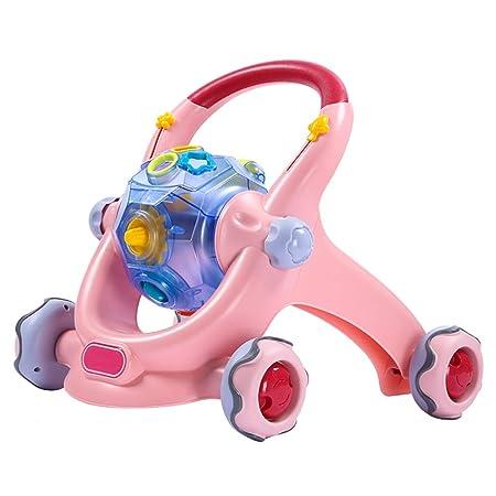 BTTNW BP Andador Interactiva Actividad del bebé Walker ...