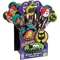 "Raymond Geddes - ""Monster Pals"" Borradores, Boo Buddies Pencil"