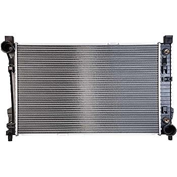 Mercedes radiator 2035003903 c class w203 clk for Antifreeze for mercedes benz c300