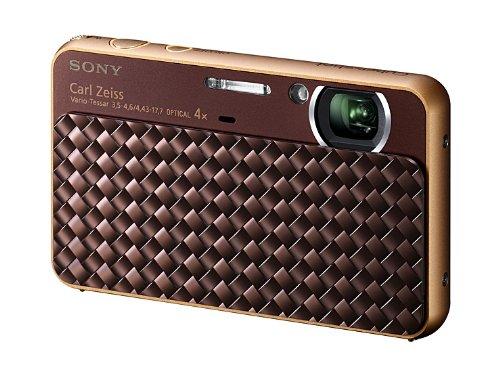 驚きの価格 ソニー Cybershot SONY デジタルカメラ DSC-T99D/T Cybershot ソニー T99D (1410万画素CCD/光学x4/デジタルx8)ブラウン DSC-T99D/T B003VCHEDA, ソファ家具専門店ルームウェア:f7a62272 --- vanhavertotgracht.nl