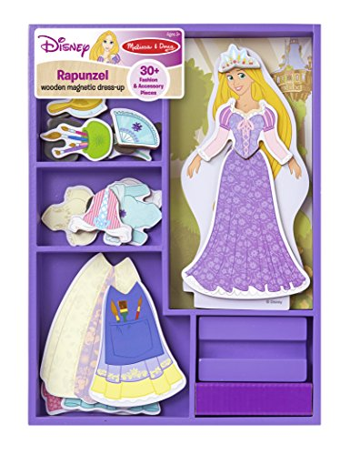 Melissa Doug Rapunzel Magnetic Dress Up product image