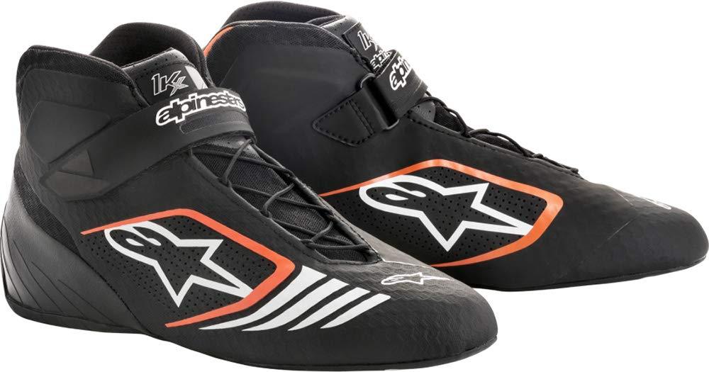 Chaussures Alpinestars Tech-1 KX 18 Noir//Orange 42