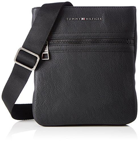 Navy Flat Negro Hilfiger Hombre Crossover Core Stp Bolso para Tommy Tommy Essential wARBqEBz