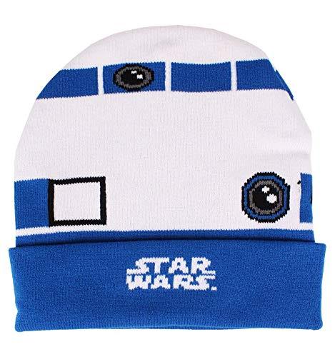 4e49e522127 Bonnet Star Wars VIII - R2D2  Amazon.fr  Vêtements et accessoires