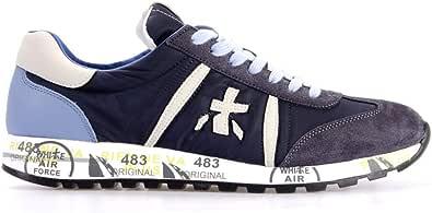 PREMIATA Lucy 1298 - Zapatillas deportivas para hombre Azul Size: 41 EU: Amazon.es: Zapatos y complementos