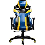 51zALk3HJjL. SL160  - GTracing Ergonomic Racing Chair Recliner Gaming Chair Backrest and Seat Height Adjustment Computer Office Chair With Pillows