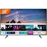 "TV LED Samsung 50"" 50RU7100 UHD 4K Smart, Bluetooth, HDMI, USB, Controle Remoto Único, HDR Premium"