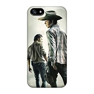 Hot Style Yaacb2632OlZlg Protective Case Cover For Iphone5/5s(the Walking Dead 2014)