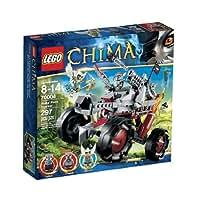 LEGO Chima Wakz Pack Tracker 70004