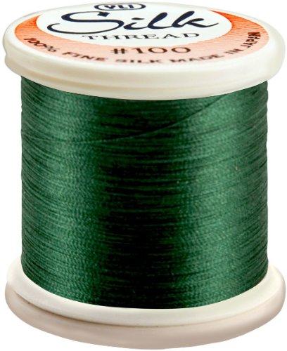 (Silk Thread 100 Weight 200 Meters- 1 pcs sku# 648863MA)