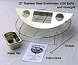 Smokenator 1000 & Hovergrill Kit